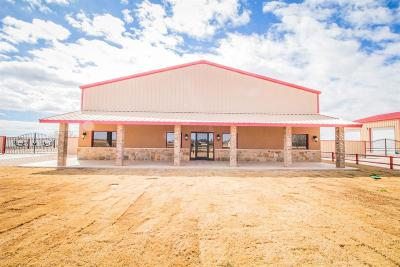 Lubbock Commercial Under Contract: 808 E County Road 7300