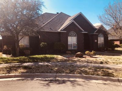 Lubbock Single Family Home Under Contract: 10308 York Avenue