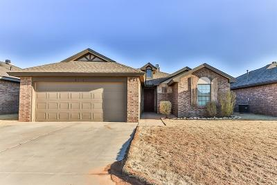 Lubbock Single Family Home For Sale: 2310 102nd Street