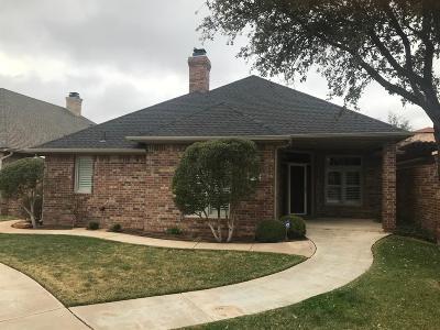 Lubbock Garden Home Under Contract: 4103 102nd Street