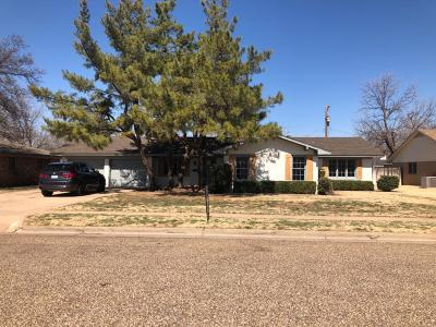 Single Family Home Under Contract: 5206 43rd Street