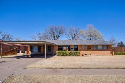 Single Family Home For Sale: 3404 38th Street