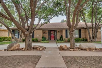 Single Family Home For Sale: 9402 Miami Avenue