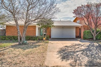 Single Family Home For Sale: 7705 Dixon Avenue
