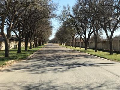 Lubbock County Residential Lots & Land For Sale: 6807 Saratoga Avenue