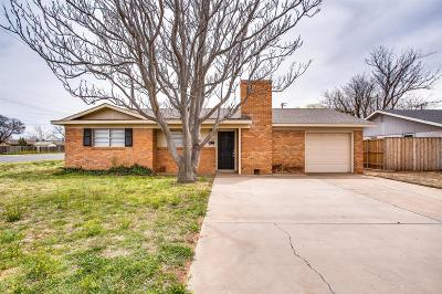 Single Family Home For Sale: 5201 42nd Street