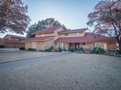Single Family Home For Sale: 8406 Vicksburg Avenue