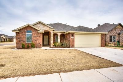 Lubbock Single Family Home Under Contract: 10401 Iola Avenue
