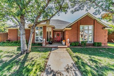 Lubbock Single Family Home For Sale: 5901 86th Street