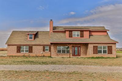 Shallowater Single Family Home Contingent: 14115 N County Road 1500