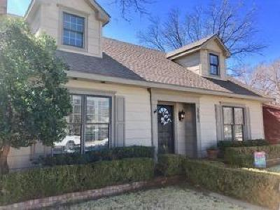 Lubbock Single Family Home Under Contract: 3203 32nd Street