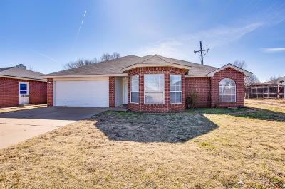 Lubbock Single Family Home For Sale: 6113 5th Street