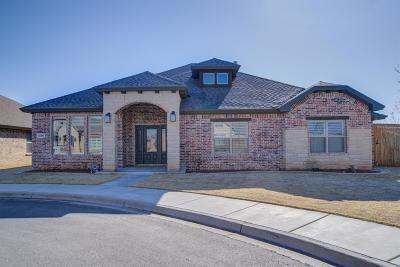 Lubbock TX Single Family Home For Sale: $310,000
