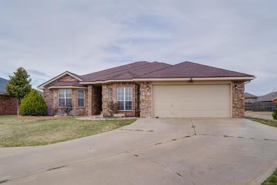 Lubbock Single Family Home For Sale: 5402 100th Street