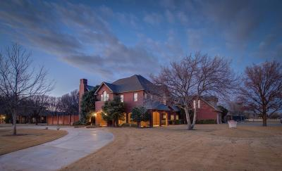 Lubbock Single Family Home For Sale: 7202 87th Street