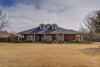 Lubbock Single Family Home For Sale: 5503 County Road 7520