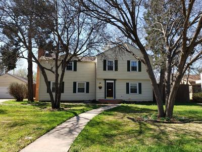 Lubbock Single Family Home For Sale: 1909 30th Street