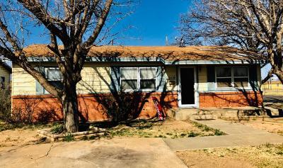 Single Family Home For Sale: 2219 Joliet Street