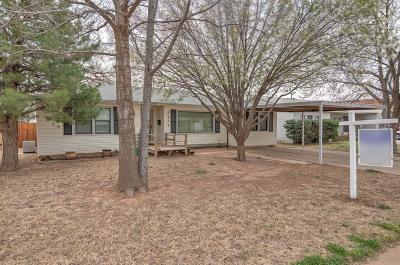 Lubbock Single Family Home For Sale: 3117 47th Street