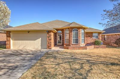 Lubbock Single Family Home For Sale: 6726 6th Street
