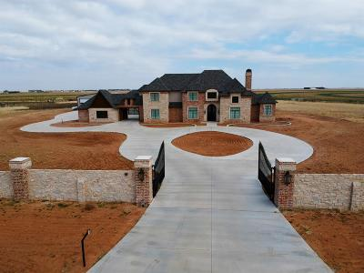 Lubbock Single Family Home For Sale: 5016 County Road 7890