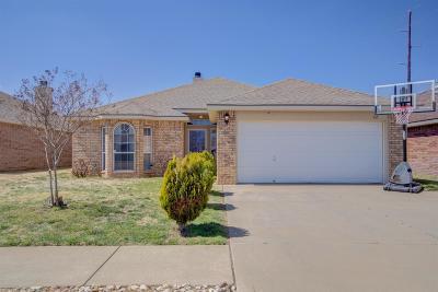 Lubbock Single Family Home For Sale: 537 N Juneau Avenue