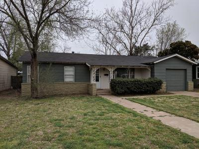 Single Family Home Under Contract: 3407 25th Street