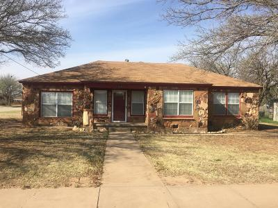 Single Family Home Under Contract: 516 W 8th