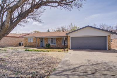 Single Family Home Under Contract: 4413 55th Street