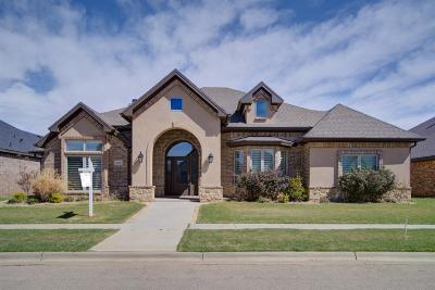 Lubbock Single Family Home For Sale: 6116 88th Place