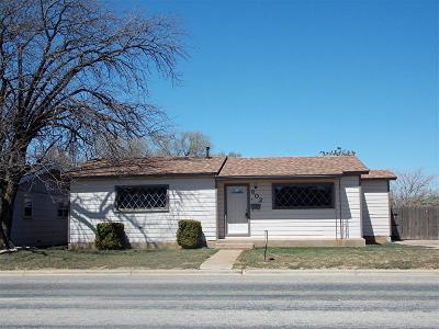 Abernathy Single Family Home For Sale: 602 1st Street