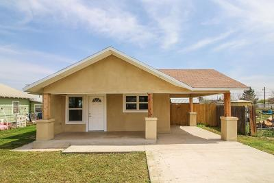 Slaton Single Family Home For Sale: 620 S 14th Street