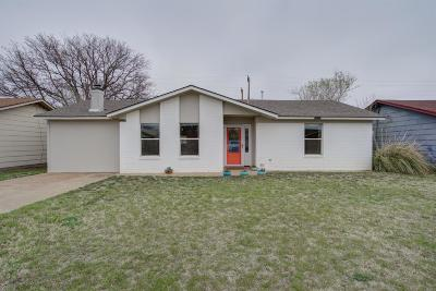 Single Family Home Under Contract: 2122 74th Street