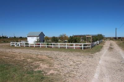 Lubbock County Residential Lots & Land Under Contract: 4708 County Road 5300