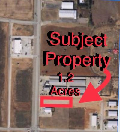 Lubbock Commercial Lots & Land For Sale: 12101 Indiana Avenue