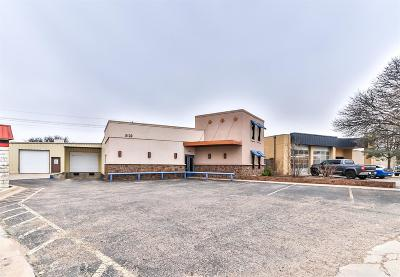 Lubbock Commercial For Sale: 5123 69th