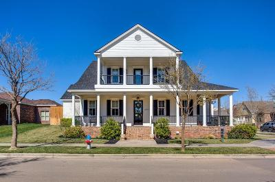 Lubbock Single Family Home For Sale: 11703 Topeka Avenue
