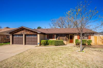 Single Family Home Under Contract: 5306 Ave T
