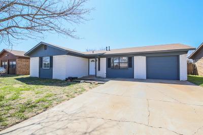 Single Family Home For Sale: 7408 Fir Avenue