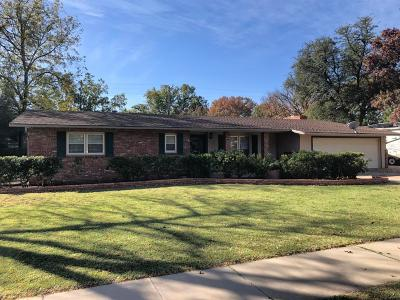 Lubbock TX Single Family Home Under Contract: $217,900