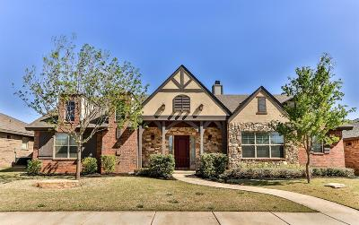 Lubbock Single Family Home For Sale: 3632 133rd Street