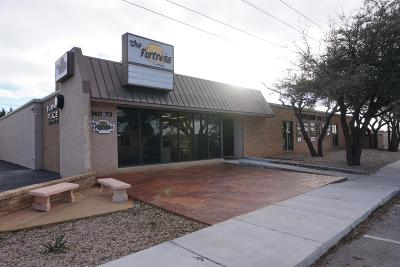 Lubbock Commercial For Sale: 3417 73rd Street