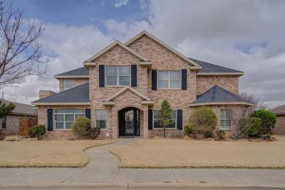 Lubbock TX Single Family Home Contingent: $375,000