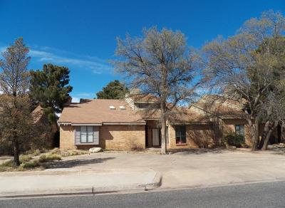 Lubbock Townhouse For Sale: 4106 18th Street