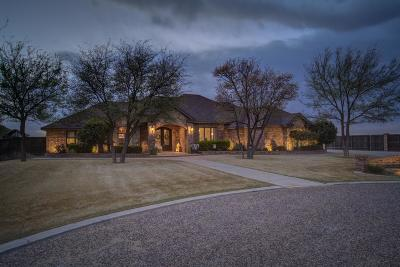 Lubbock Single Family Home For Sale: 5002 County Road 1430