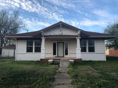 Single Family Home Under Contract: 411 W Main Street