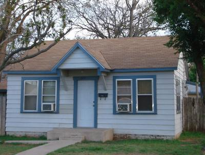 Multi Family Home Under Contract: 1602 Ave Y