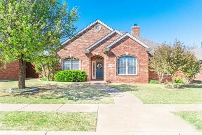 Single Family Home For Sale: 5006 104th Street