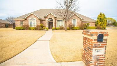 Single Family Home For Sale: 6402 County Road 7425