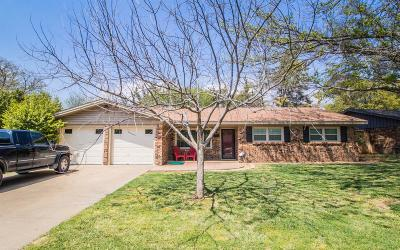 Lubbock Single Family Home For Sale: 3412 68th Drive